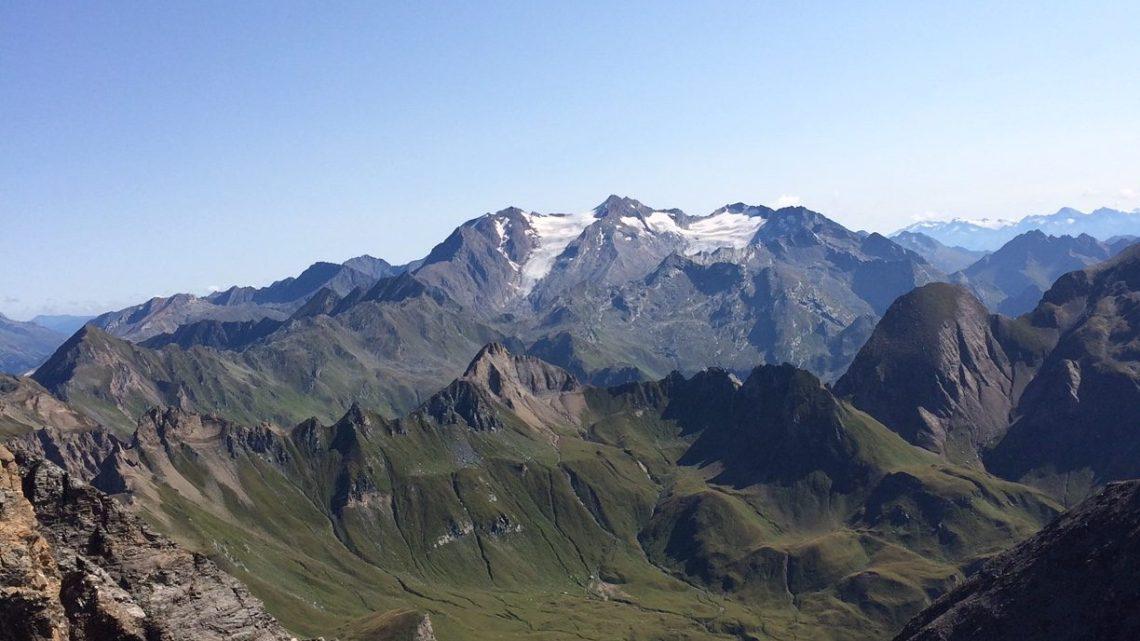Wilde Kreuzspitze 3132m