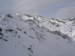 Blick Richtung Schneespitze