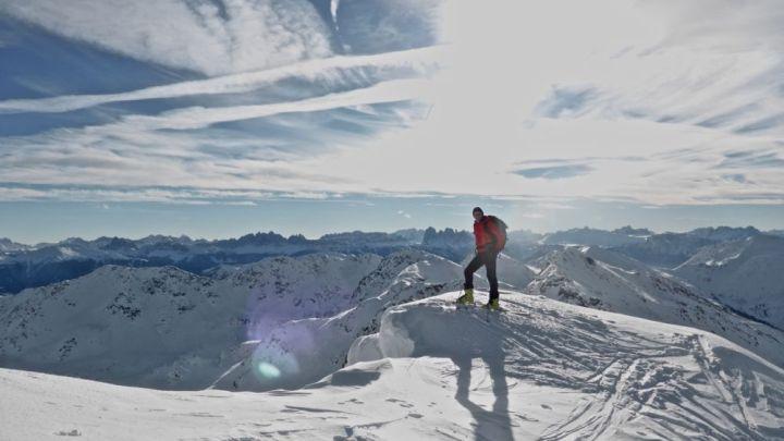 Sylvestertour auf die Jakobsspitze (2741m)