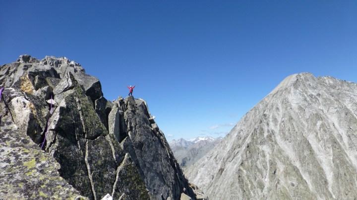 Wildgall (3272m) Südgrat