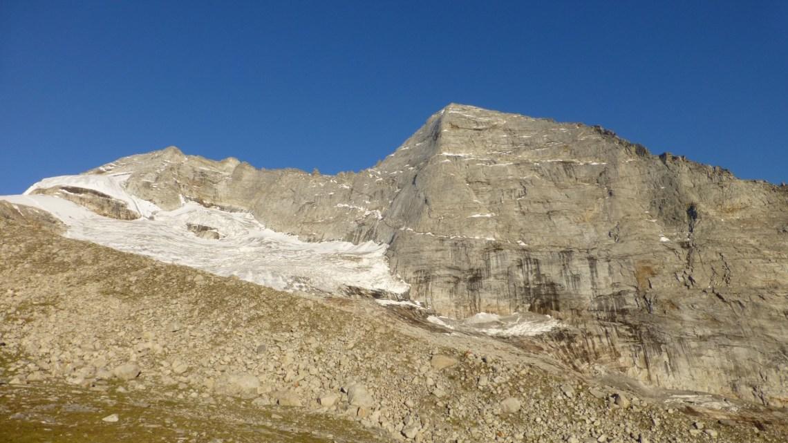 Fußstein Nordkante (3381mt) – Olperer SW-Grat (3476mt)