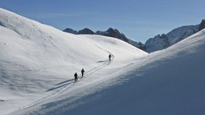 Flatschkofel (2417m) + Dreifingerspitze (2479m)