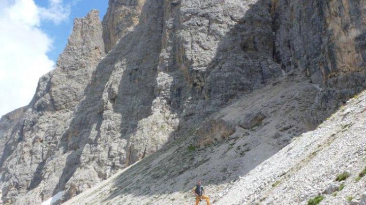Dritter Sellaturm – Jahn Führe 2696mt