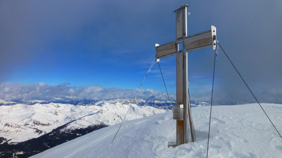 Hochbrunnerschneid (3046mt)