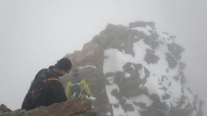 Weisskugel (3739m) Oberetteshütte