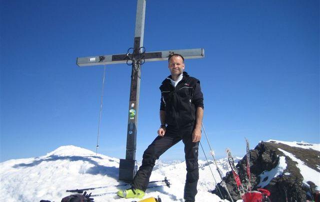 Wilde Kreuzspitze 3132 m