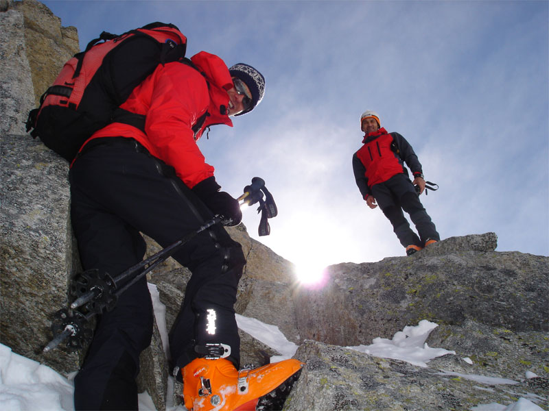 Westliche Hochwartspitze (3045m)