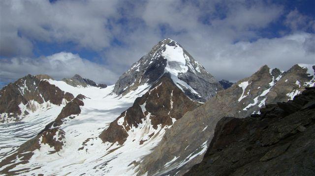 Königspitze (3850m) von Pizzinihütte