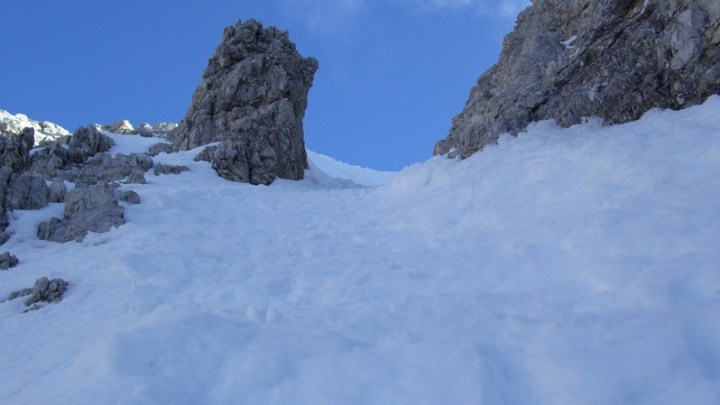Hochbrunner Schneide 3050m