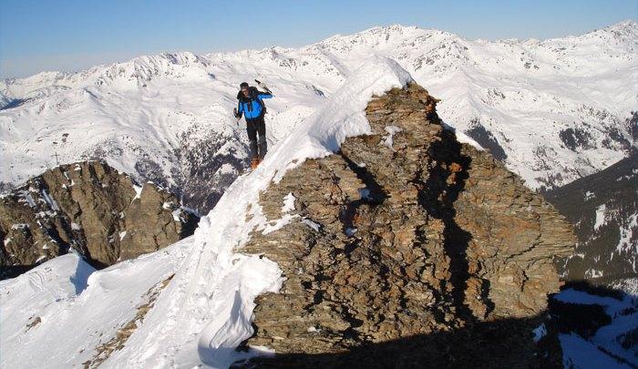 Schafseitenspitze 2602m