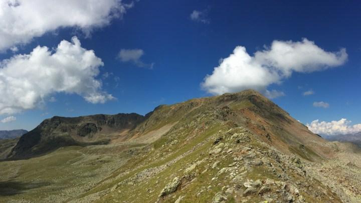 Plankenhorn Getrumspitze
