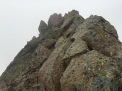 Gipfelgrat Aglsspitze