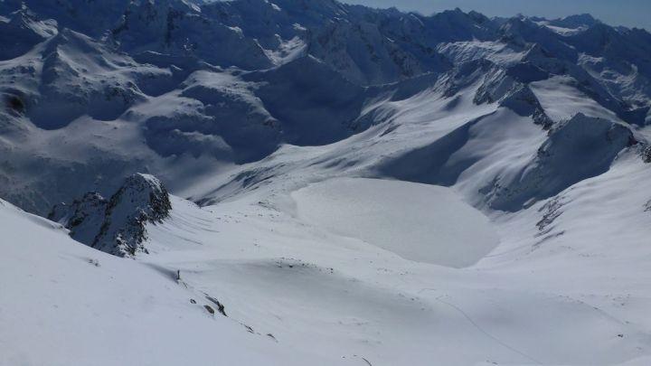 Zillerplattenspitze (3148m) Schüttalkopf (2774)