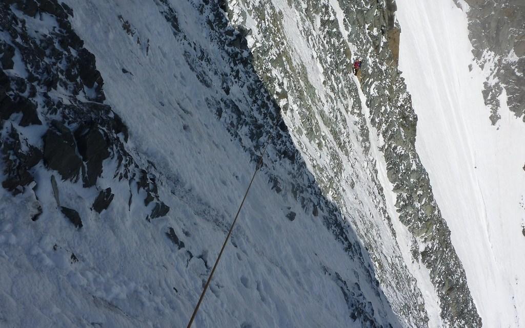 Großglockner (3798mt) Aschenbrenner Nordwand