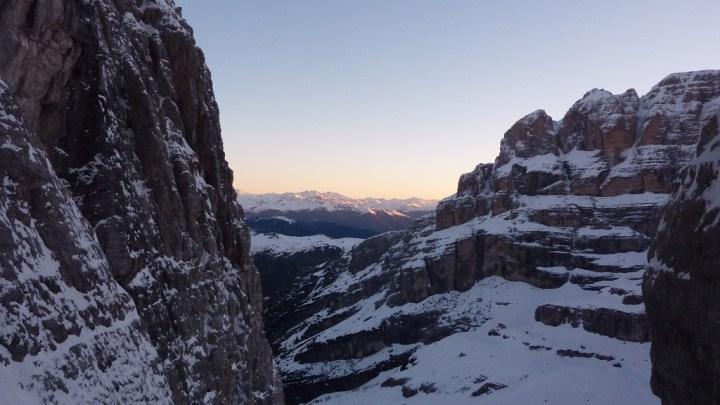 Cima Tosa – Canalone Neri (3173mt)