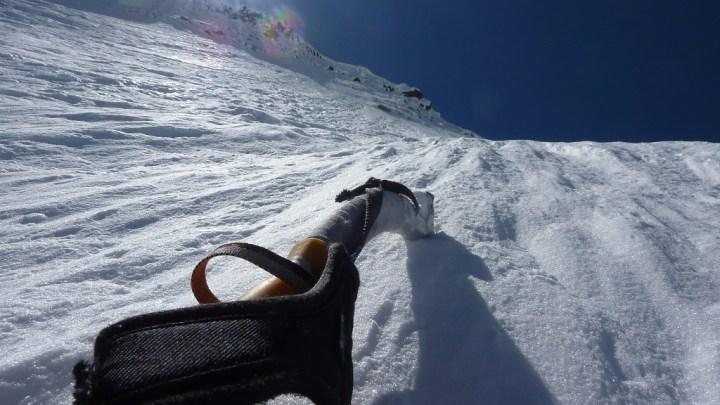 Schneewinkelkopf NW (3476m) – Johannisberg – Hohe Riffl NW (3338m)