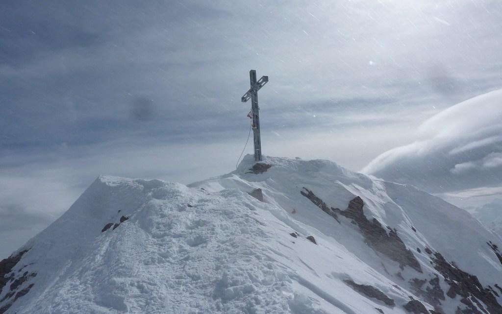 Fineilspitze Nordwand (3516mt) Similaun Nordwand (3606mt)