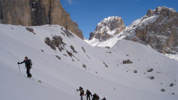 Cresta de Davoi (2745m) Pas da le Zigolade (2579m)