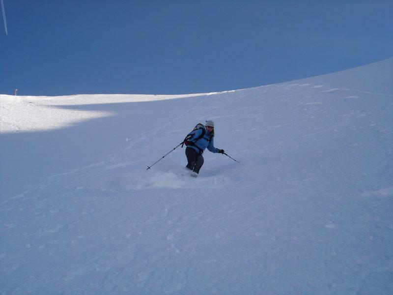 Skitour Hohe Warte (2398m)
