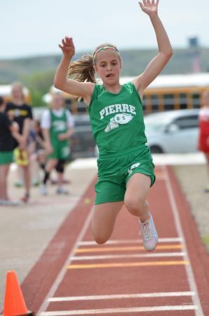 stripling middle school track meet