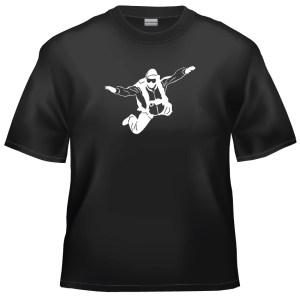 Skydiving t shirt