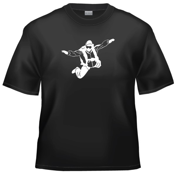 Skydiving t shirt