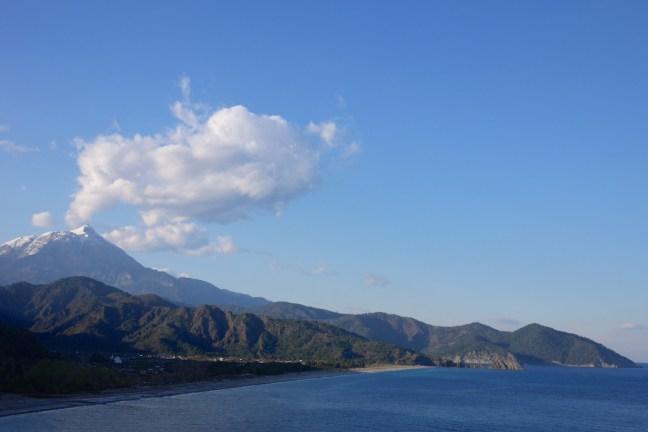 olympos mountain