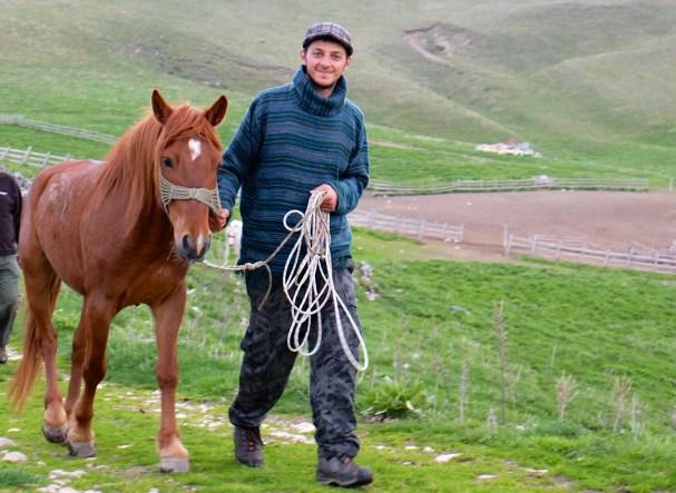 ATTA Conference / Horsebackriding Mavrovo / MTB Galicica, Makedonia