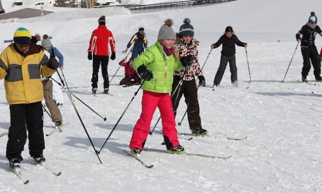 Dario Cologna Fun Parcours in Andermatt