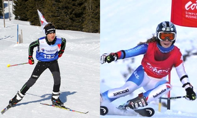 Ski Club Gotthard brilliert mit seinen Athleten auf allen Ebenen