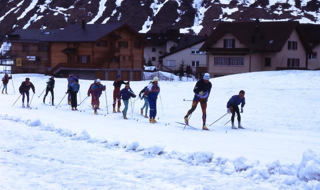 Schneesportzentrum: Noch drei im Rennen, Andermatt in Pool-Position