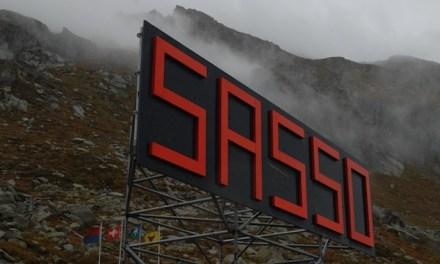 Sasso San Gottardo mit Vorwärtsstrategie
