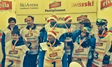 Rivella Family Contest in Andermatt