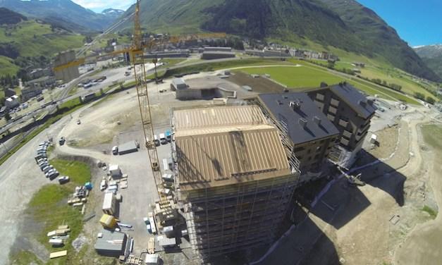 Appartmenthäuser werden bald bezogen