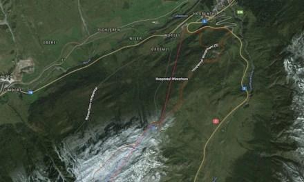 Winterhorn  Sessel fahren im tschechischen Riesengebirge weiter