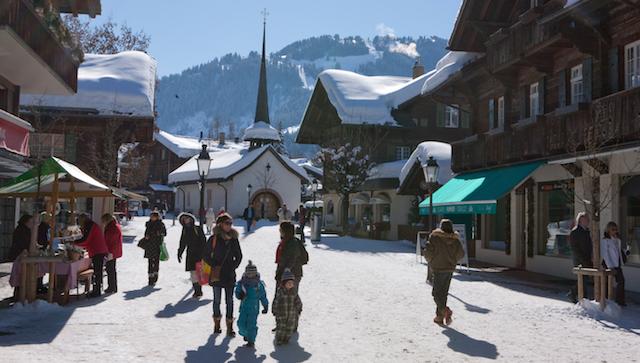 Gstaad wird Vier-Jahreszeiten-Ferienort