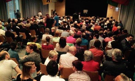 "Première Dokumentarfilm ""Andermatt – Global Village"""
