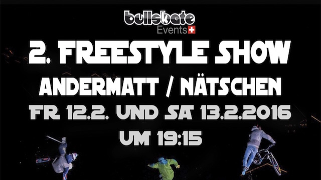 freestyleshow flyer Fix 2016