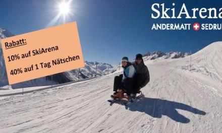 Die SkiArena Andermatt-Sedrun erweitert das Pisten-Angebot