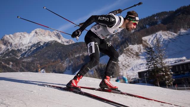 Titelkämpfe der Biathlon-Elite in Realp