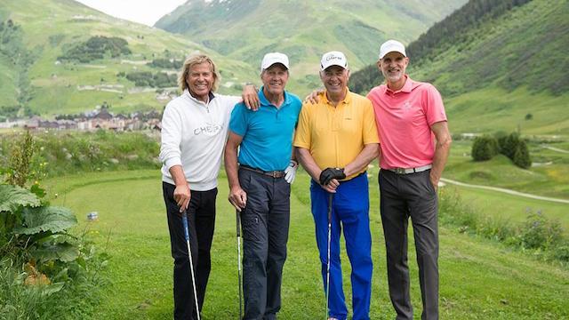 Der Andermatter Golfplatz ist eröffnet!