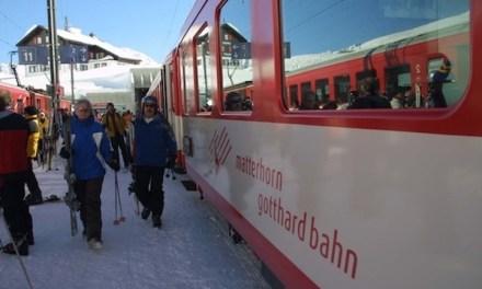 Bahn über Oberalppass soll nicht ausgebaut werden