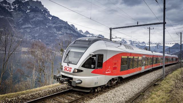 Auf der alten Gotthardstrecke fährt künftig die Südostbahn