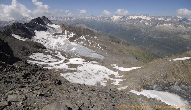 Gletscherschmelze auf Rekordkurs!