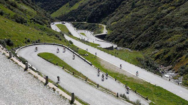 Andermatt soll neu Start- und Zielort vom Alpenbrevet 2018 sein