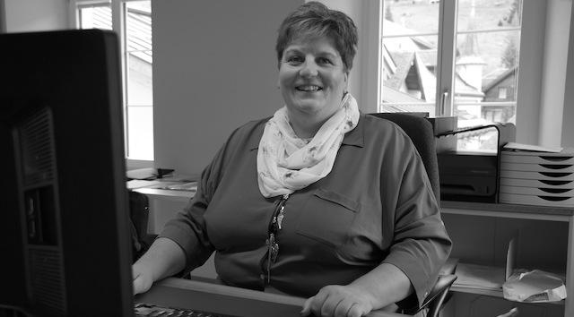 Yvonne Baumann tritt als Gemeindepräsidentin zurück
