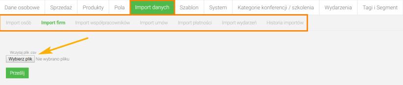 import_firm_wybierz plik