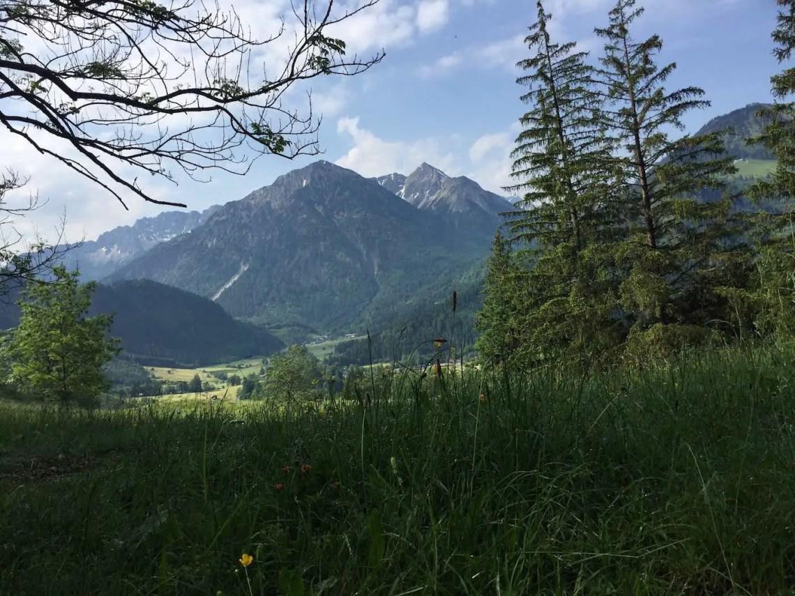 Rotspitz und Breitenberg