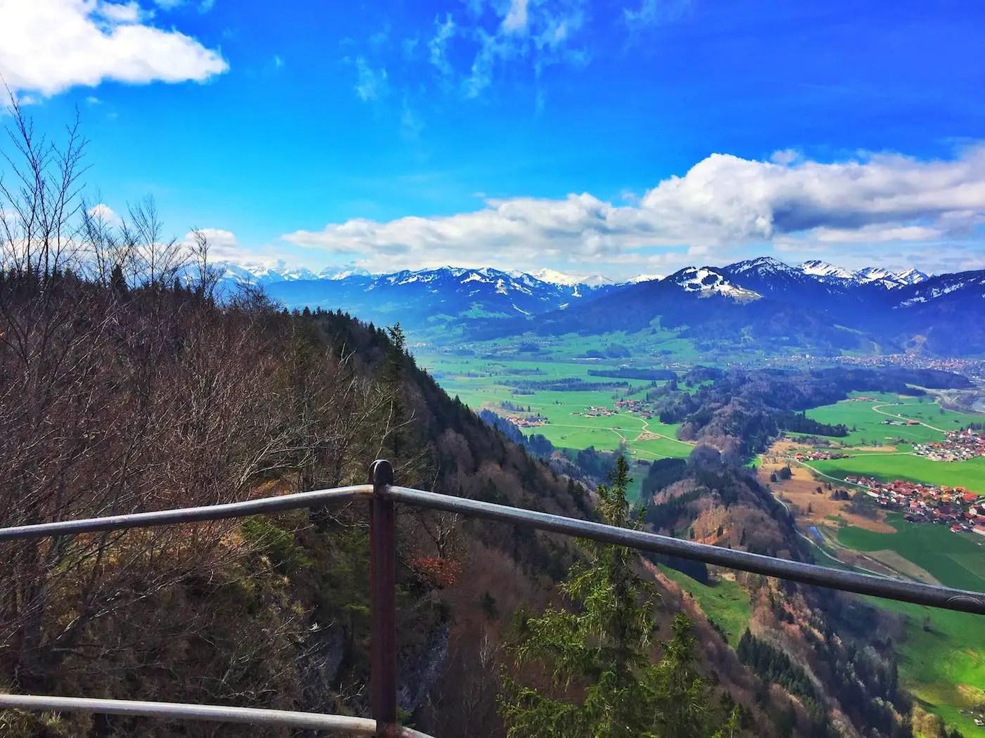 Falkenstein – Auf den Falken, 1091m
