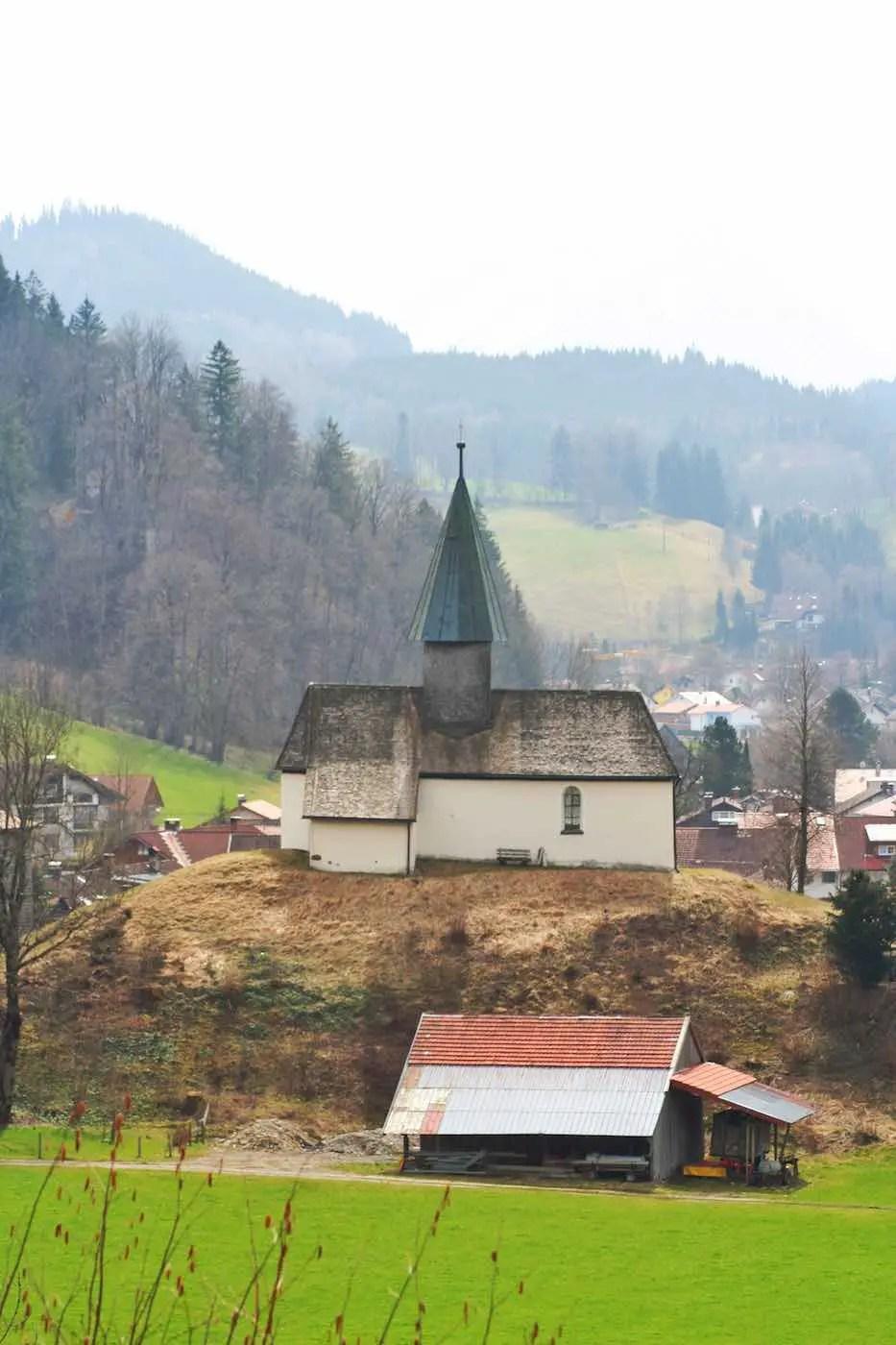Kapelle Berghofen
